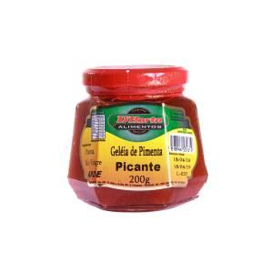 Geleia de Pimenta Picante 200g