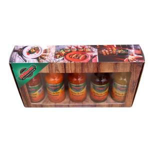 Kit Molho Box 5 x 1