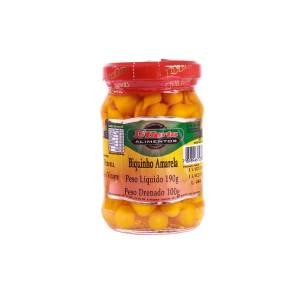 Pimenta Biquinho Amarela 100g